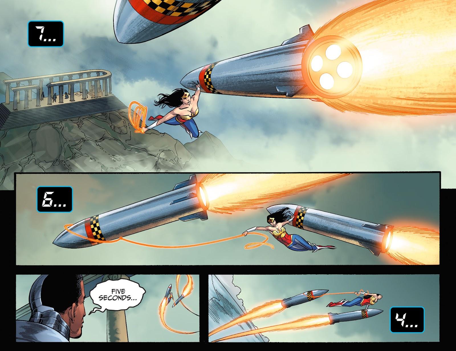 Injustice: Gods Among Us Year Four Issue #23 #24 - English 17