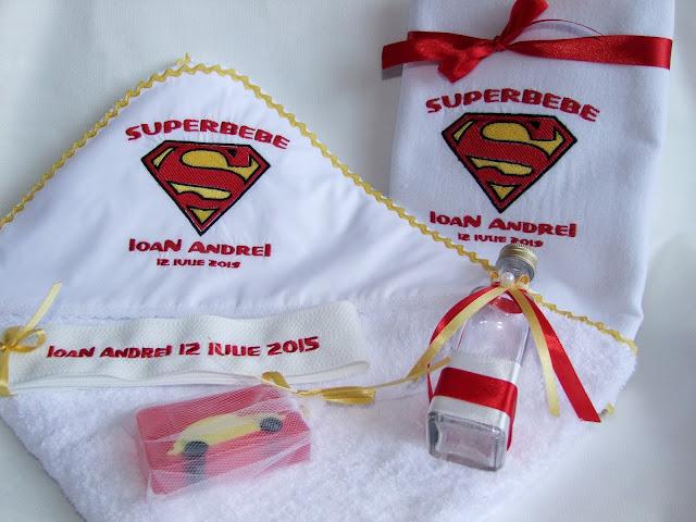 Trusou Botez Personalizat SuperBebe