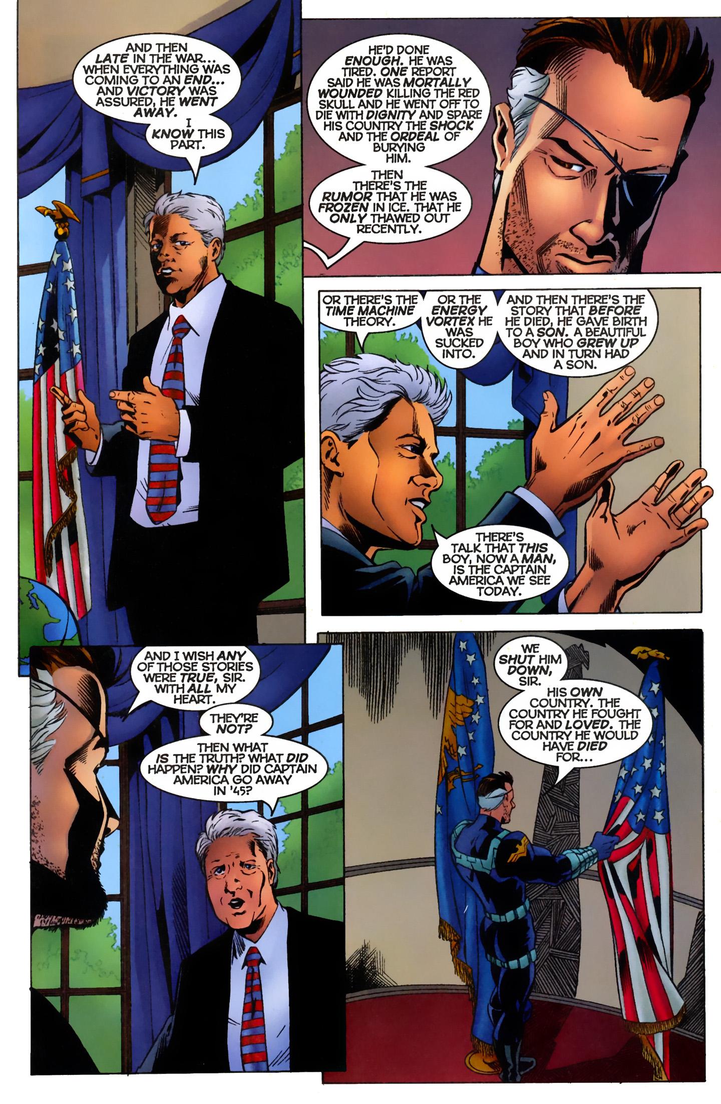 Captain America (1996) Issue #7 #7 - English 10