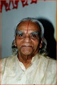 B.K.S. Iyengar - founder and teacher of Iyengar Yoga
