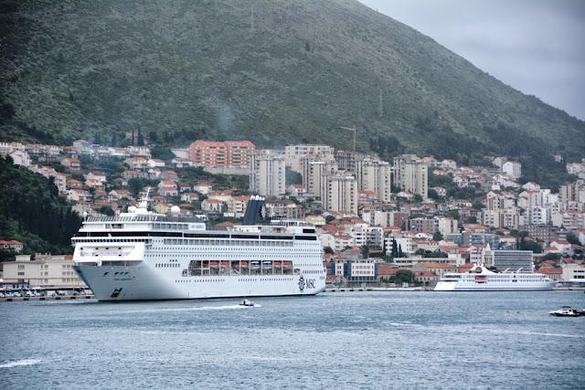 MSC Armonia Dubrovnik
