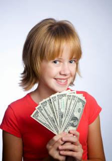 материальные поощрения детей
