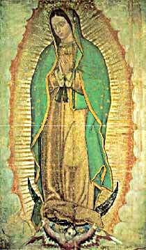 Nuestra Señora de Gudalupe