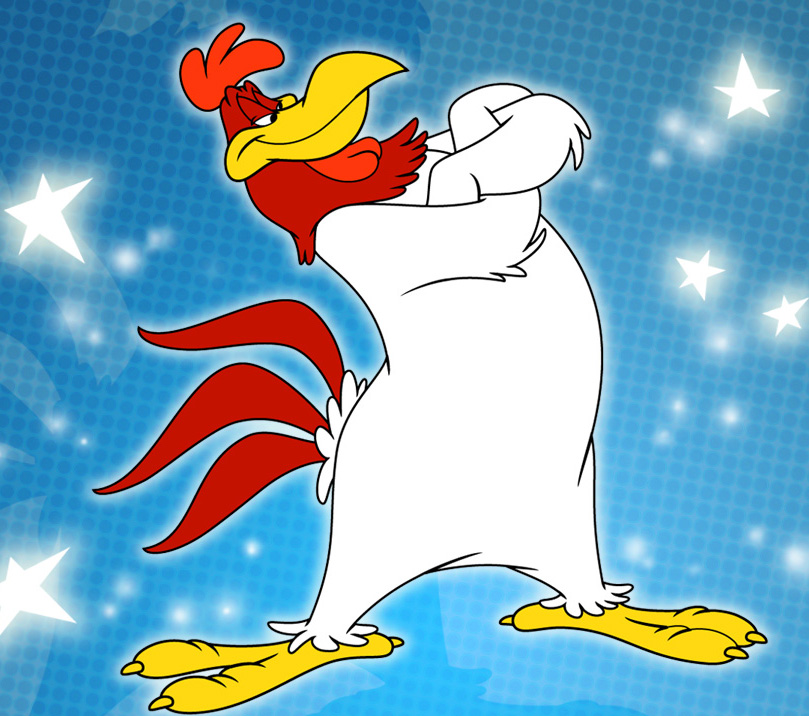 Foghorn leghorn cartoon porn