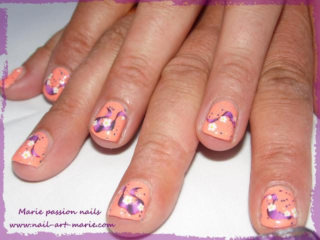 Nail Art sur les autres3