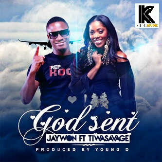 Jaywon – God Sent ft Tiwa Savage