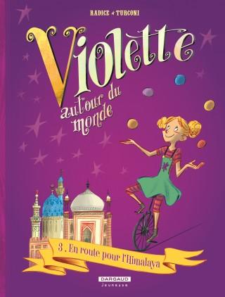 In FRANCESE: Violette 3 (2015)
