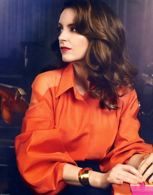 Tina Fey InStyle US Magazine Photoshoot