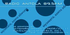 Radio Antola online