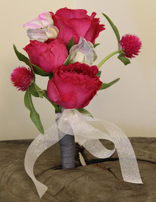 Highlands Country Club Corsage - Splendid Stems Event Florals