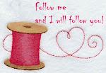 Seguirò con gioia chi vorrà seguirmi!