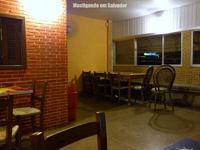Porto Caymmi Lounge Bar: Mezanino