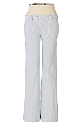 Anthropologie Quayside Trousers