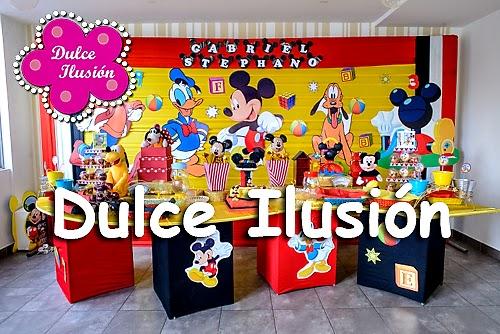Mickey Mouse Decoraciones Para Fiestas ~ de Fiestas Infantiles SHOW INFANTIL Y DECORACION DE LA CASA DE MICKEY