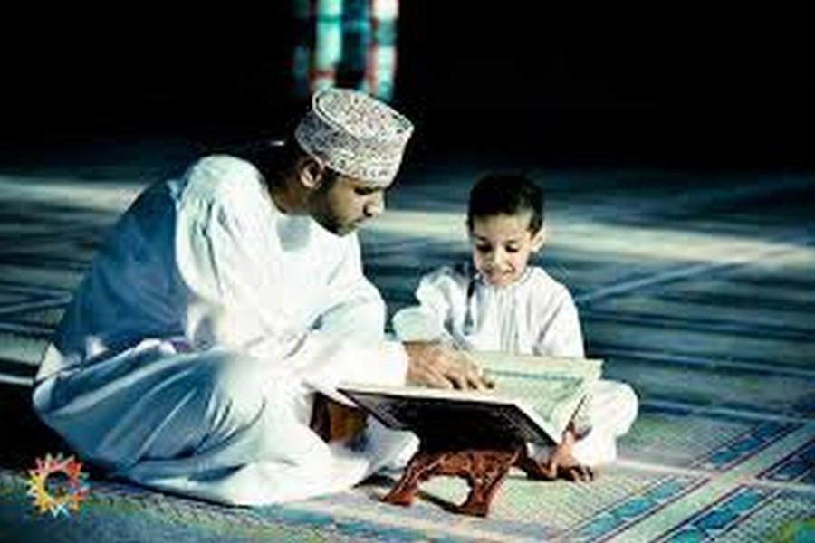Rahasia Mendidik Anak Sholeh Berkarakter Islami