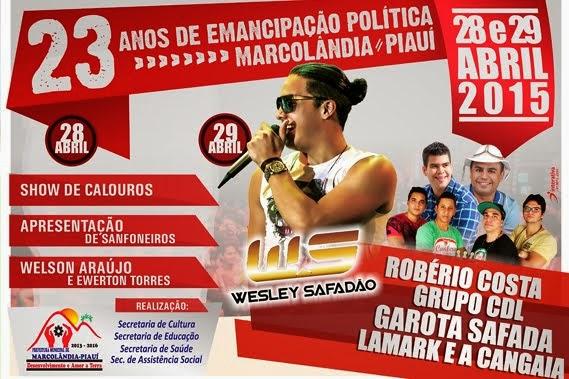FESTA 29 DE ABRIL