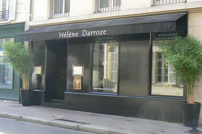 Dicas de paris o blog da paris em foco os melhores restaurantes do sudoeste da fran a em paris - Restaurant helene darroze paris ...