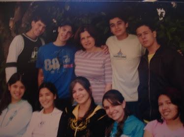 FORMANDOS  -2006