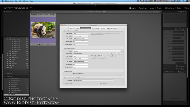 Learn How To Configure An External Editor In Adobe Lightroom