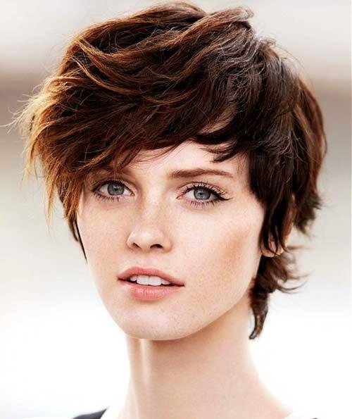 30 Short Shaggy Haircuts