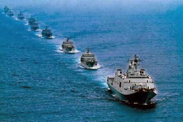 Menggagas Grand Strategy untuk Eksploitasi dan Upaya Pengamanan Kepentingan Nasional di Laut