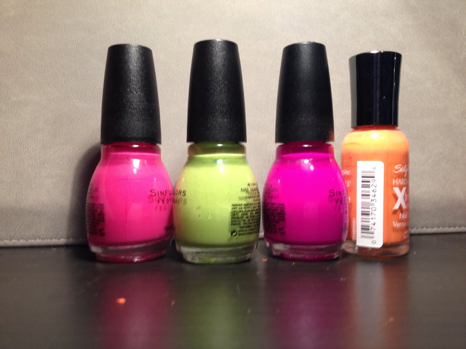 Favorite Nail Colors for Spring 2013: Pastels and Neons | Cute Nail ...