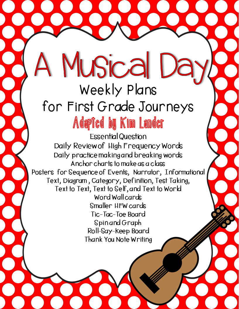 http://www.teacherspayteachers.com/Product/A-Musical-Day-Lesson-Plans-and-Supplemental-Materials-1457156