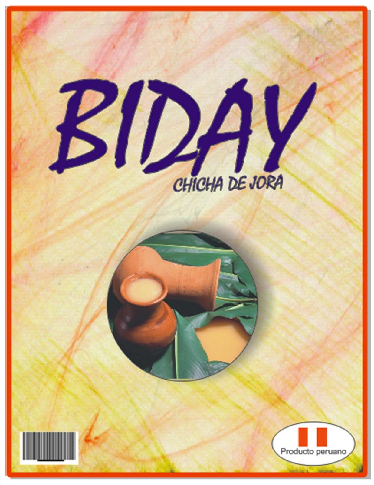 Chicha de Jora - BIDAY