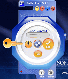 Software Pengaman Folder