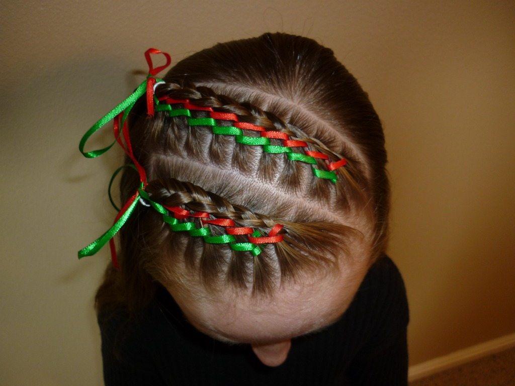 This Day For Hairstyle: Christmas holiday hairstyles for long hair
