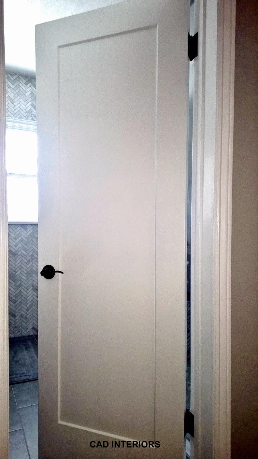 Bathroom Doors cad interiors - affordable stylish interiors