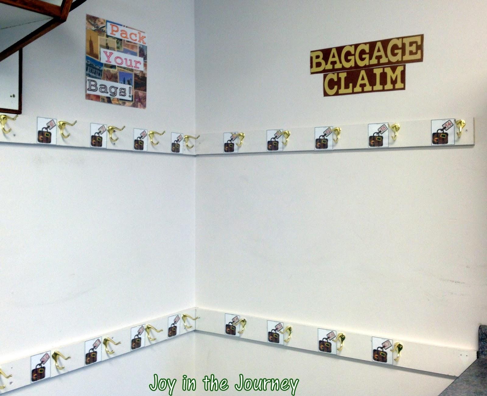 Classroom Decor Travel ~ A travel themed classroom joy in the journey