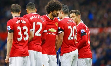 La ausencia de la Champions League le pasa factura al Manchester United