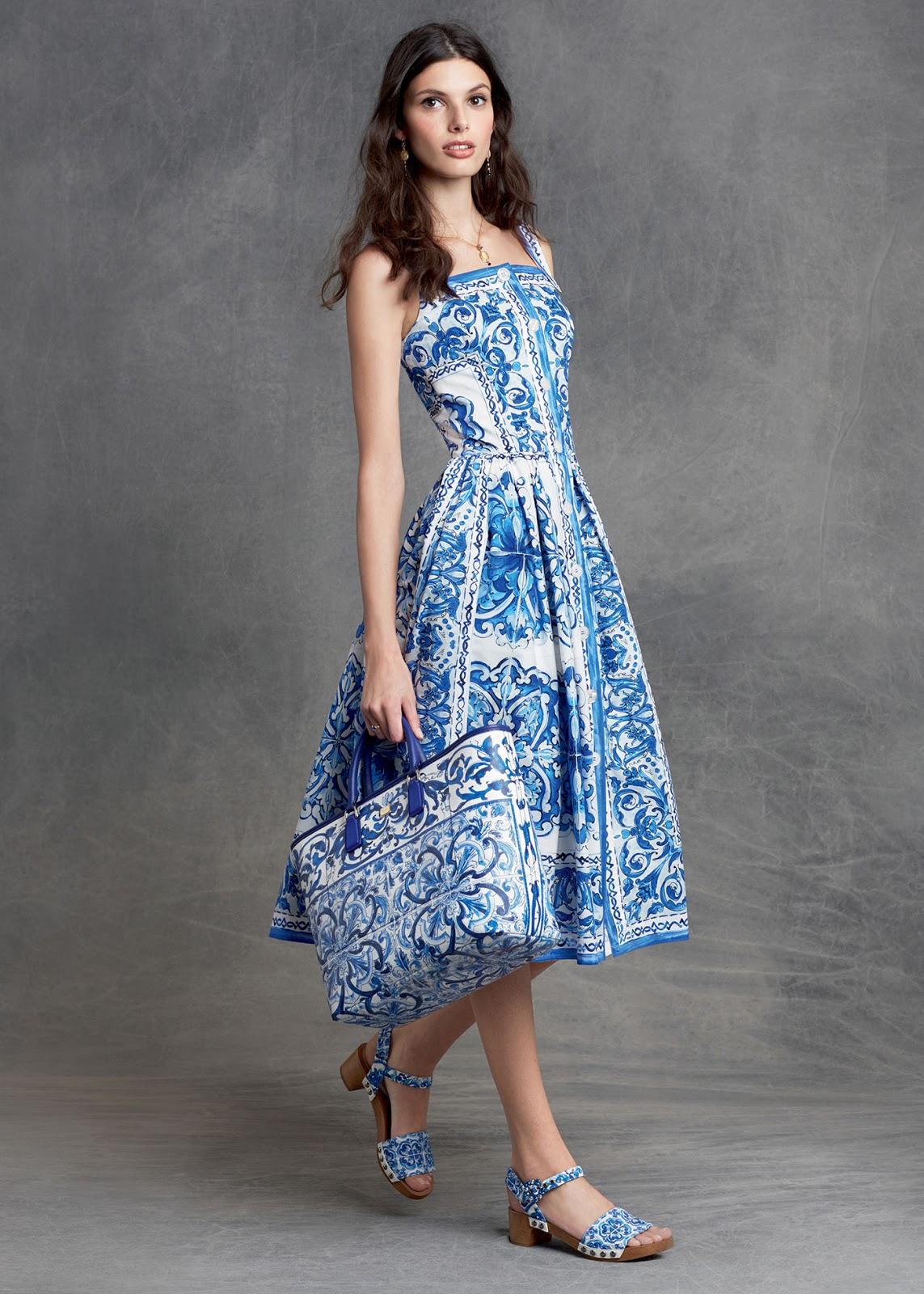 Женская Одежда Дольче Габбана