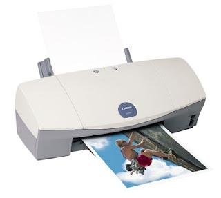 Canon S450 Printer Resetter