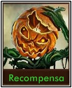 Halloween - Recompensa