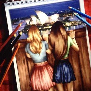 Kat and Lia