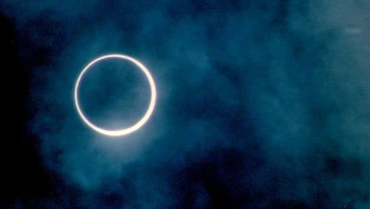 2012 Solar eclipse will be viewable in U.S., China, Japan