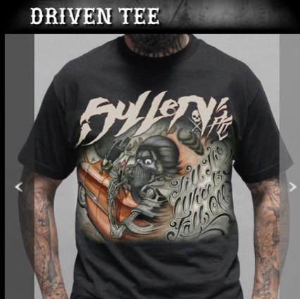 """SULLEN """"Driven"""" T-Shirt"""