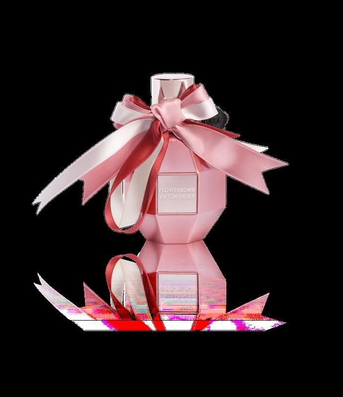 Jenny Palmer x Sparkle Style: Viktor & Rolf's Flowerbomb Xmas ...