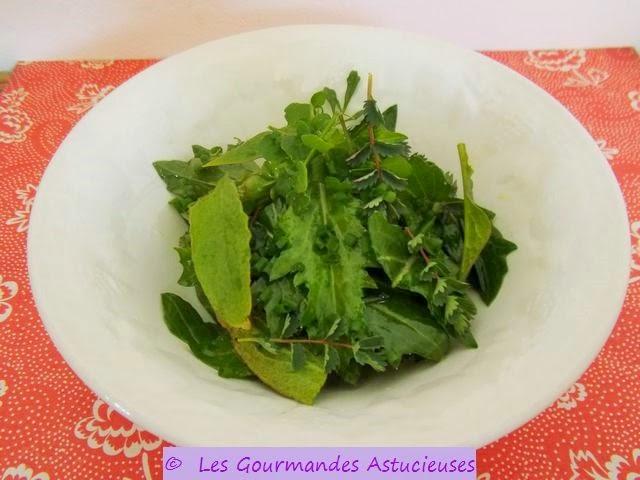 Comment faire une salade qui a du goût ?