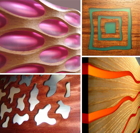 My interior design blog wood and plastic wall panels for Interior designs materials