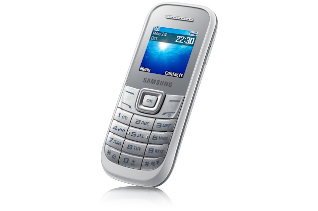 Samsung Guru 1200 Full Phone Specifications