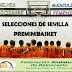 Convocatorias de las Selecciones Provinciales Preminisbastet