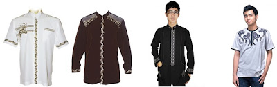 Memilih Baju Muslim untuk Laki-Laki