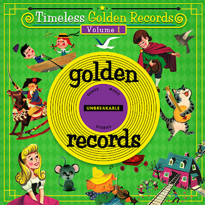 Pirate's Life Golden Records Disney music songs