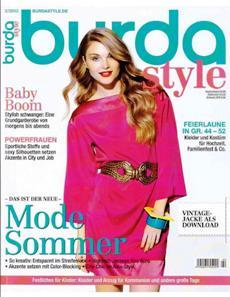 Burda Style № 2 2012