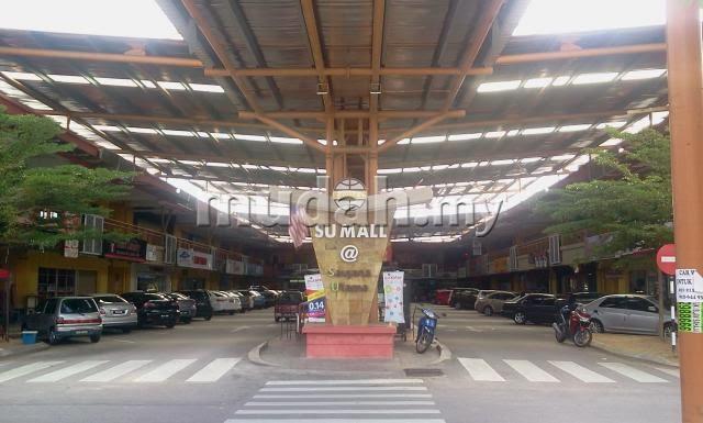 SU Mall