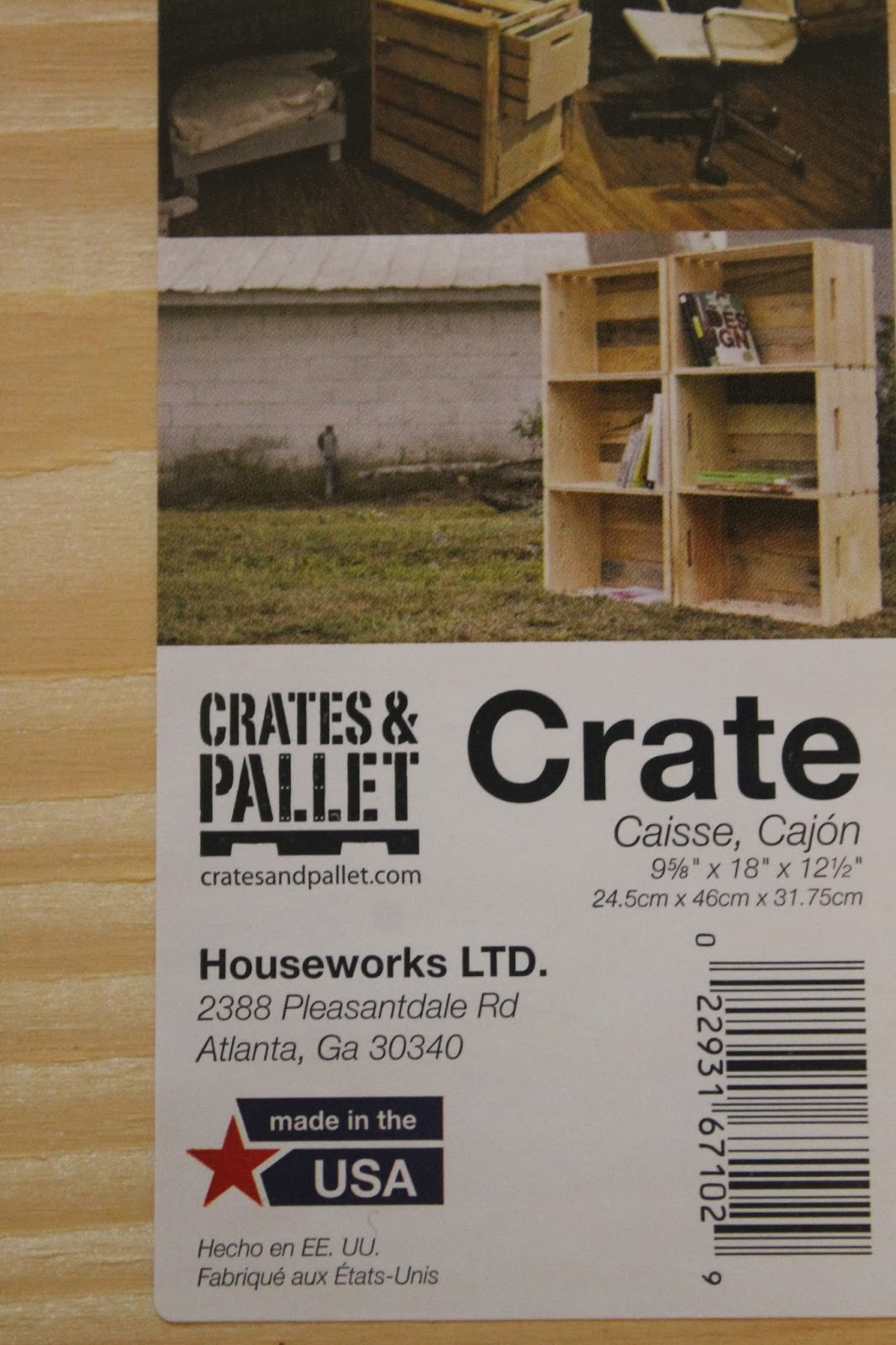 All things onatural lets make a coffee tablewith crates a recap of what i used geotapseo Choice Image