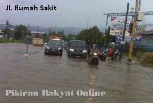 Jalan Raya Paling Memuakan Di Kota Bandung